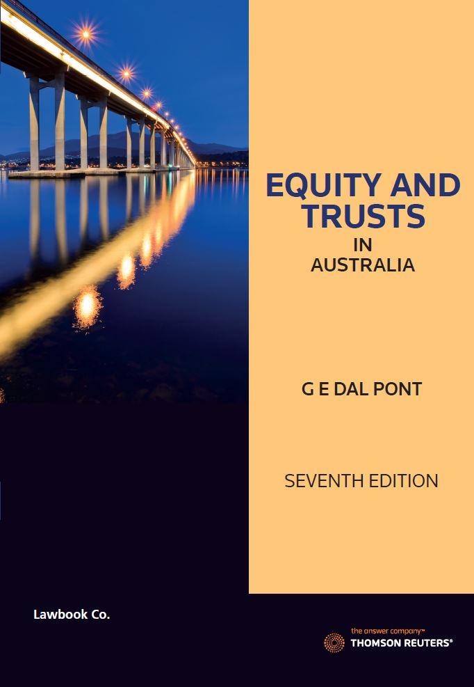 Equity & Trusts in Australia 7eÂ