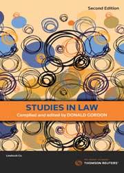 Studies in Law 2e
