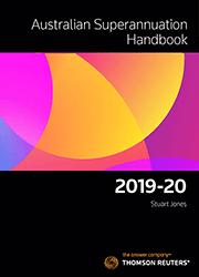 Aust Super Handbook 2019-20