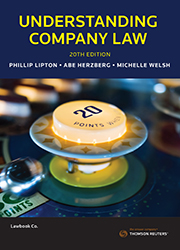 Understanding Company Law 20e