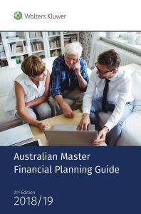 Australian Master Financial Planning Guide 2018/19