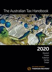 The Australian Tax Handbook 2020