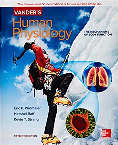 Value Pack: Vander's Human Physiology + Connect