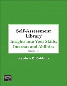 Organisational Behaviour 6E + Self Assessment Library 3.4