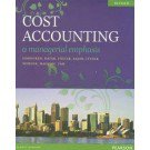 Cost Accounting Revised 1ed + My Accounting Lab