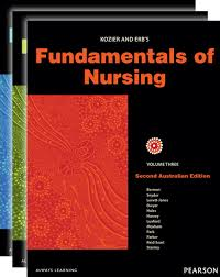 Kozier & Erbs Fundamentals of Nursing Vol. 1-3 Aust Ed with EAccess Code and My Nursing Kit