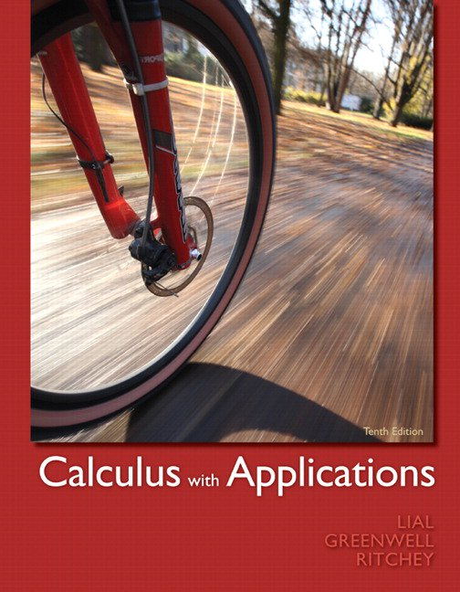Calculus with Applications + MyMathLab