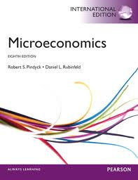 Microeconomics: International Edition 8E + MyEconLab with Ebook (with new copies only)