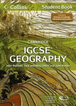 Collins IGCSE Geography - Cambridge IGCSE Geography Student