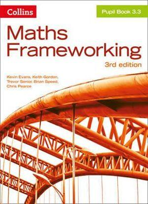 Maths Frameworking KS3 Maths Pupil Book 3.3
