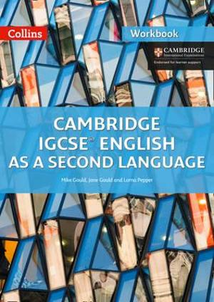 Cambridge IGCSE English as a Second Language Workbook, Second Edition