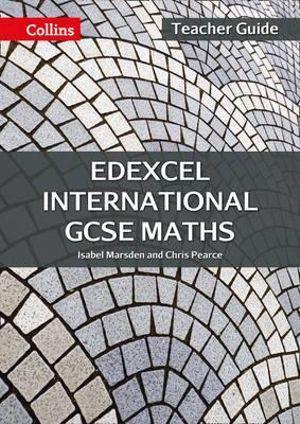 Edexcel International GCSE Maths Teacher Guide 2nd edition