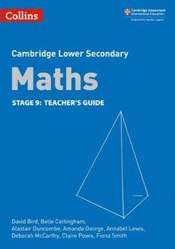 Cambridge Checkpoint Maths Teacher's Guide - Stage 9