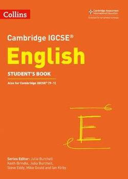 Cambridge IGCSE English Student's Book, 3rd Edition