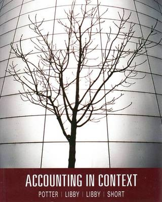Accounting In Context (Book Only)
