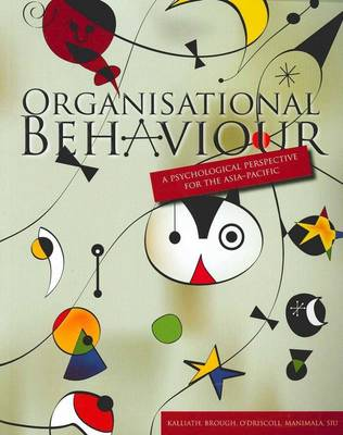 Organisational Behaviour An Organisational Psychological