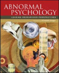 Abnormal Psychology: Leading Researcher's Perspectives