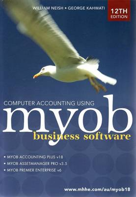 Computer Accounting Using MYOB Business Software V18.5