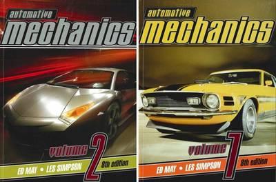 Automotive Mechanics 8e Volume 1 and 2