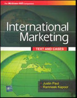 INTERNATIONAL MARKETING:Text and Cases