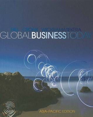 Global Business Today - Asia-Pac Ed