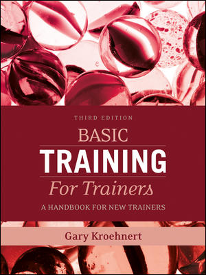 Basic Training for Trainers, 3rd Edition