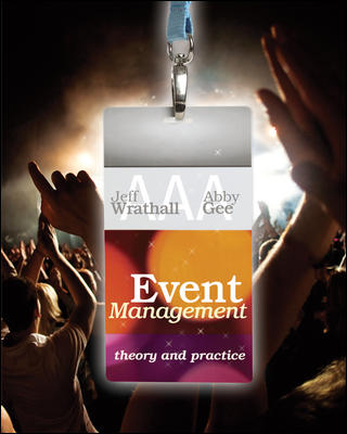 Event Management: Theory and Practice 1e & Workbook