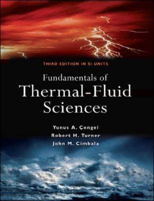 Fundamentals of Thermal-fluid Science: SI Units