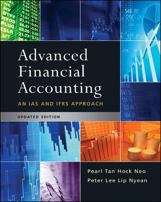 Advanced Financial Accounting, 1st Edition Updated
