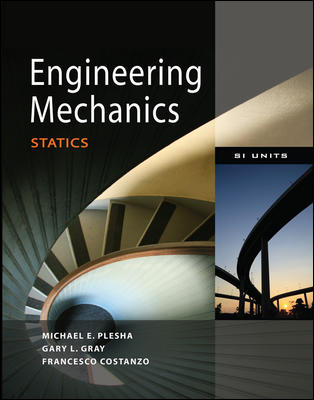 Mechanics for Engineering: Statics (Asia Adaptation)