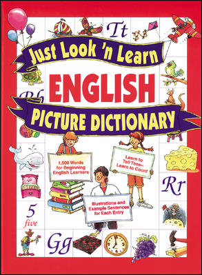 Just Look 'n Learn English Picture Dictionary