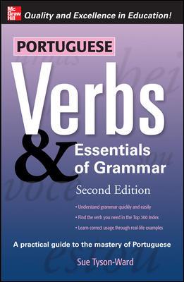Portuguese Verbs & Essentials of Grammar 2E.