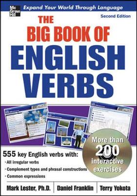 The Big Book of English Verbs with CD-ROM (set)