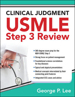 Clinical Judgment USMLE Step 3 Review