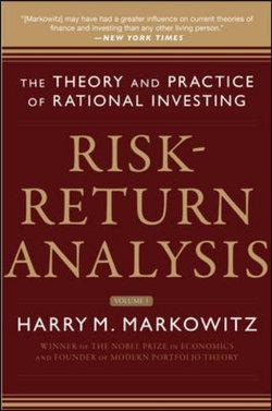 Risk-Return Analysis book 3
