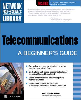 Telecommunications: A Beginner's Guide