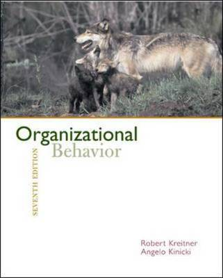 Organizational Behavior: Organizational Behavior with Online Learning Center Premium Content Card With OLC/Premium Content Card