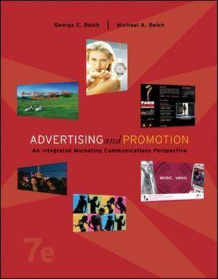 Advertising and Promotion: An Integrated Marketing Communications Perspective: WITH Premium Content Card