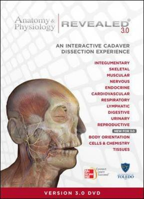 Anatomy & Physiology Revealed Version 3.0 DVD