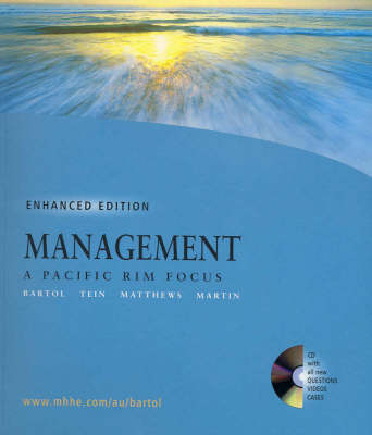 Management: A Pacific Rim Focus