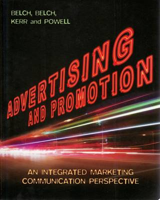 Advertising and Promotion: An Integrated Marketing Communication Perspective