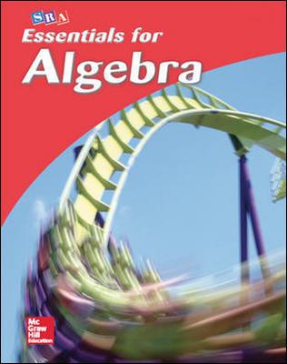 Essentials for Algebra, Teacher Materials Package