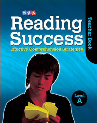 Reading Success Teacher Book, Level A