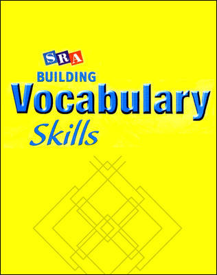 Building Vocabulary Skills, Student Edition, Level 3