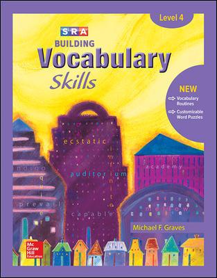 Building Vocabulary Skills, Student Edition, Level 4
