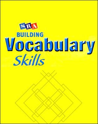 Building Vocabulary Skills, Student Edition, Level 5