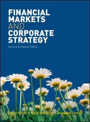 Financial Markets N Corp Strategy 2E Uk