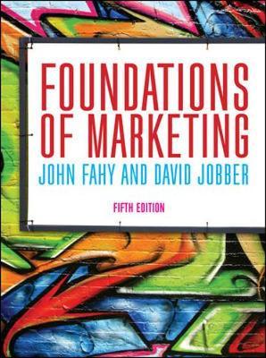 Foundations Of Marketing 5E