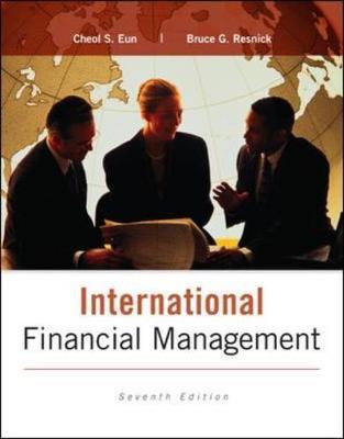 International Financial Management 7th Edition