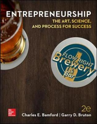 ENTREPRENEURSHIP: The Art, Science, and Process for Success